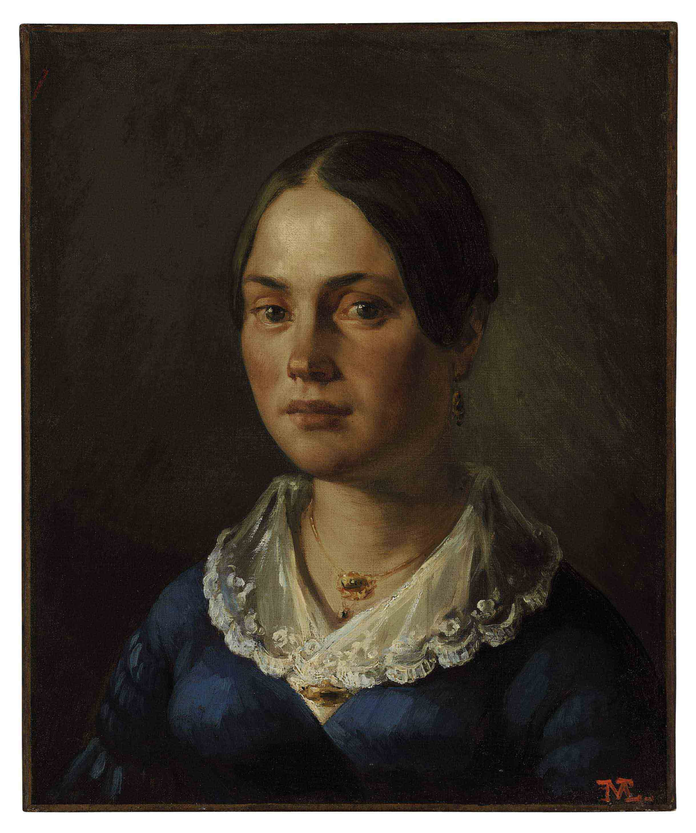 Portrait of Madame Martin