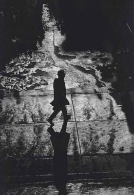 RAY METZKER (B. 1931)