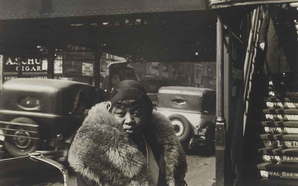 NE Corner 6th Ave & 42nd St., New York, 1929