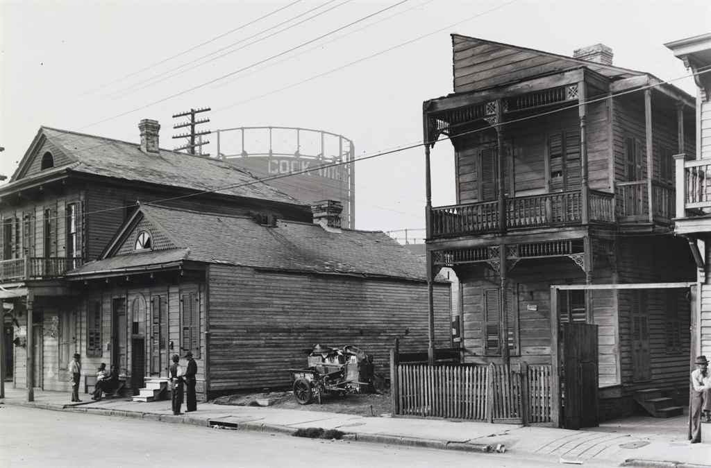 Poydras Street, New Orleans, c. 1938