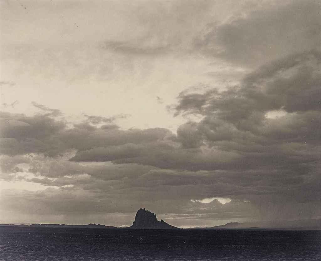Ship Rock, 1931