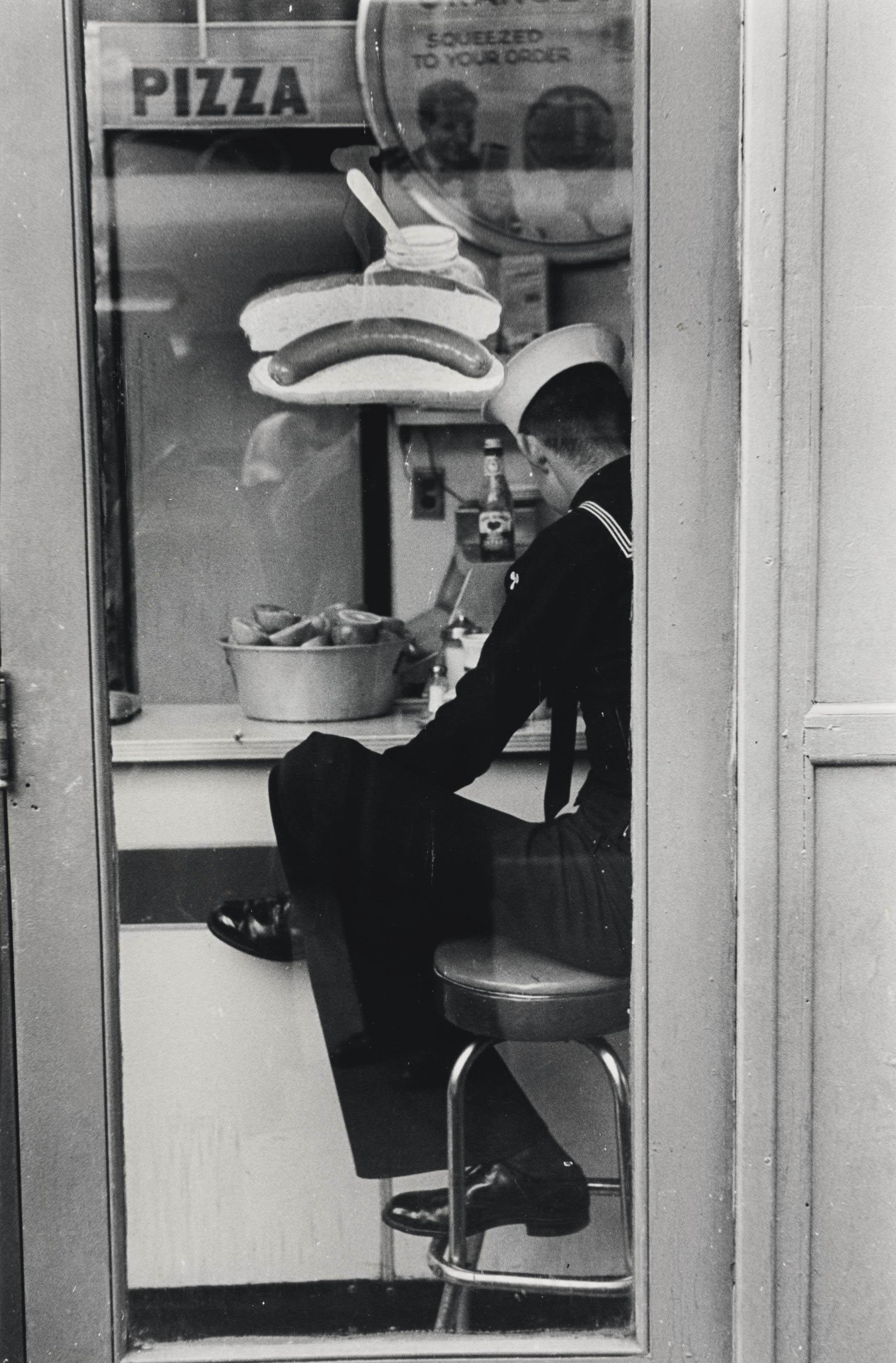 Times Square Sailor, c. 1952
