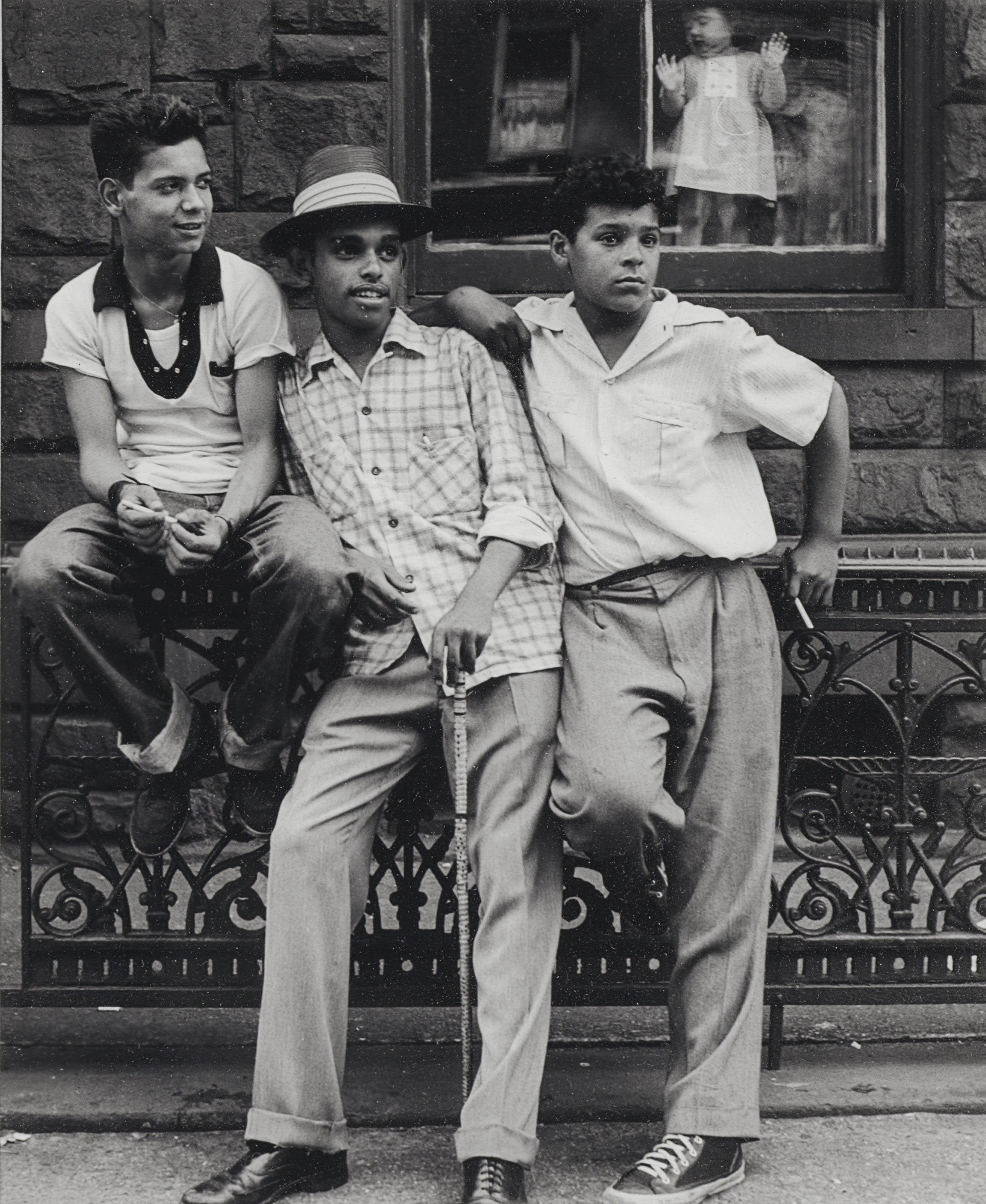 Harlem, 1950