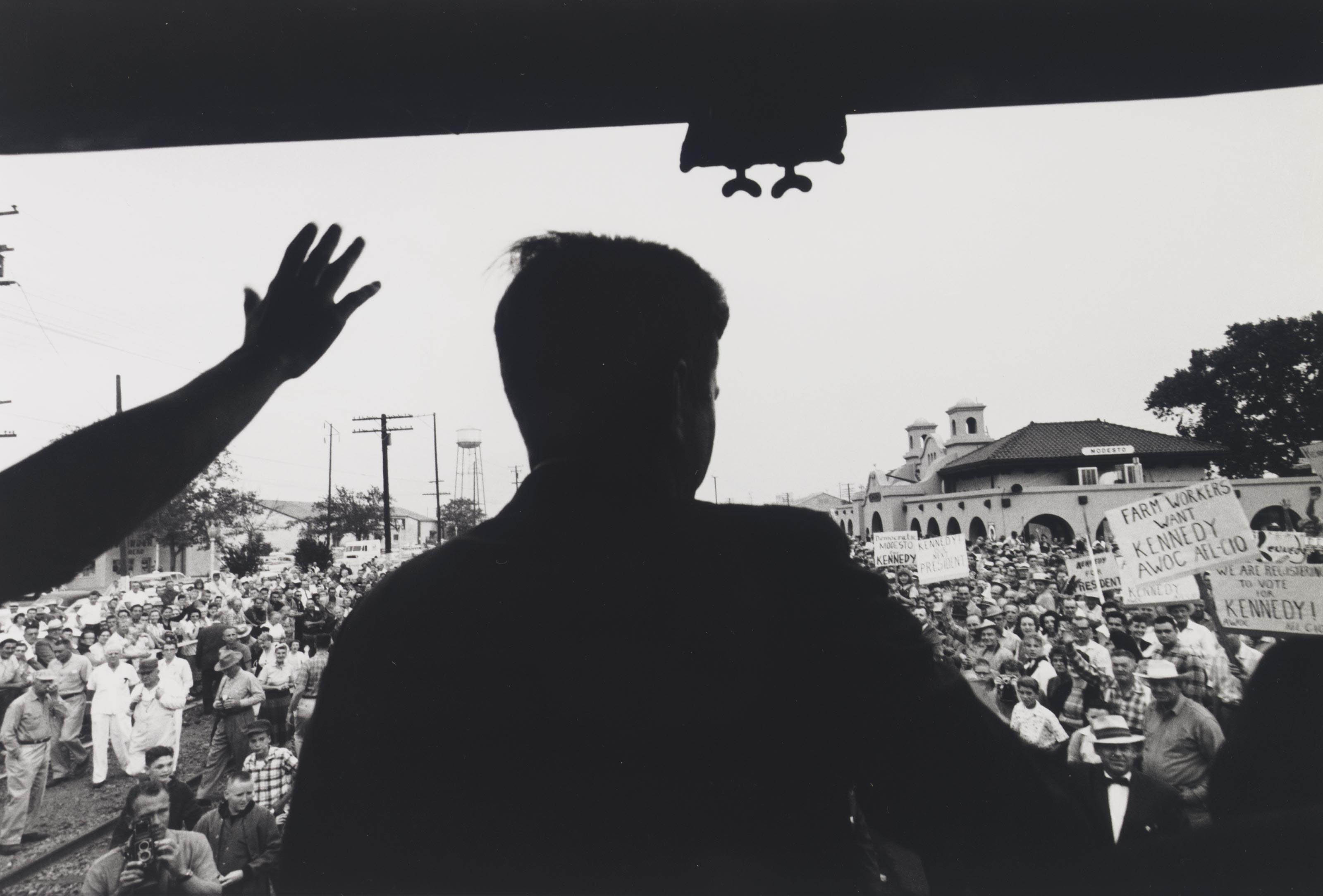 John F. Kennedy, Campaign, 1960