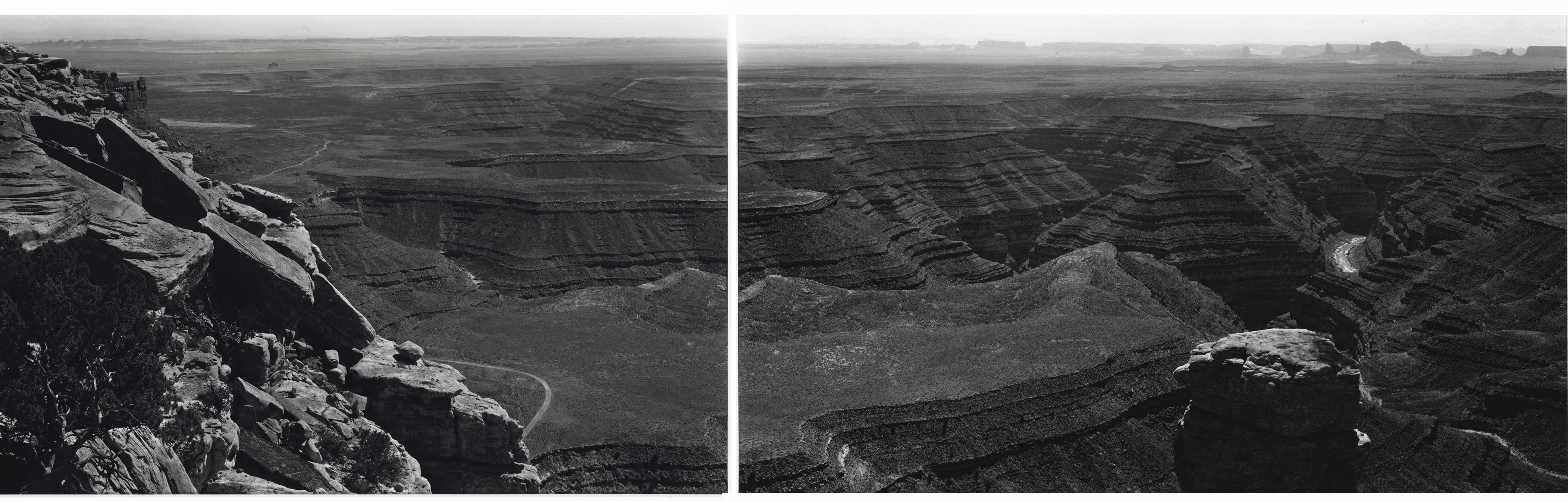 Utah Landscape, #s 8-9, 1980