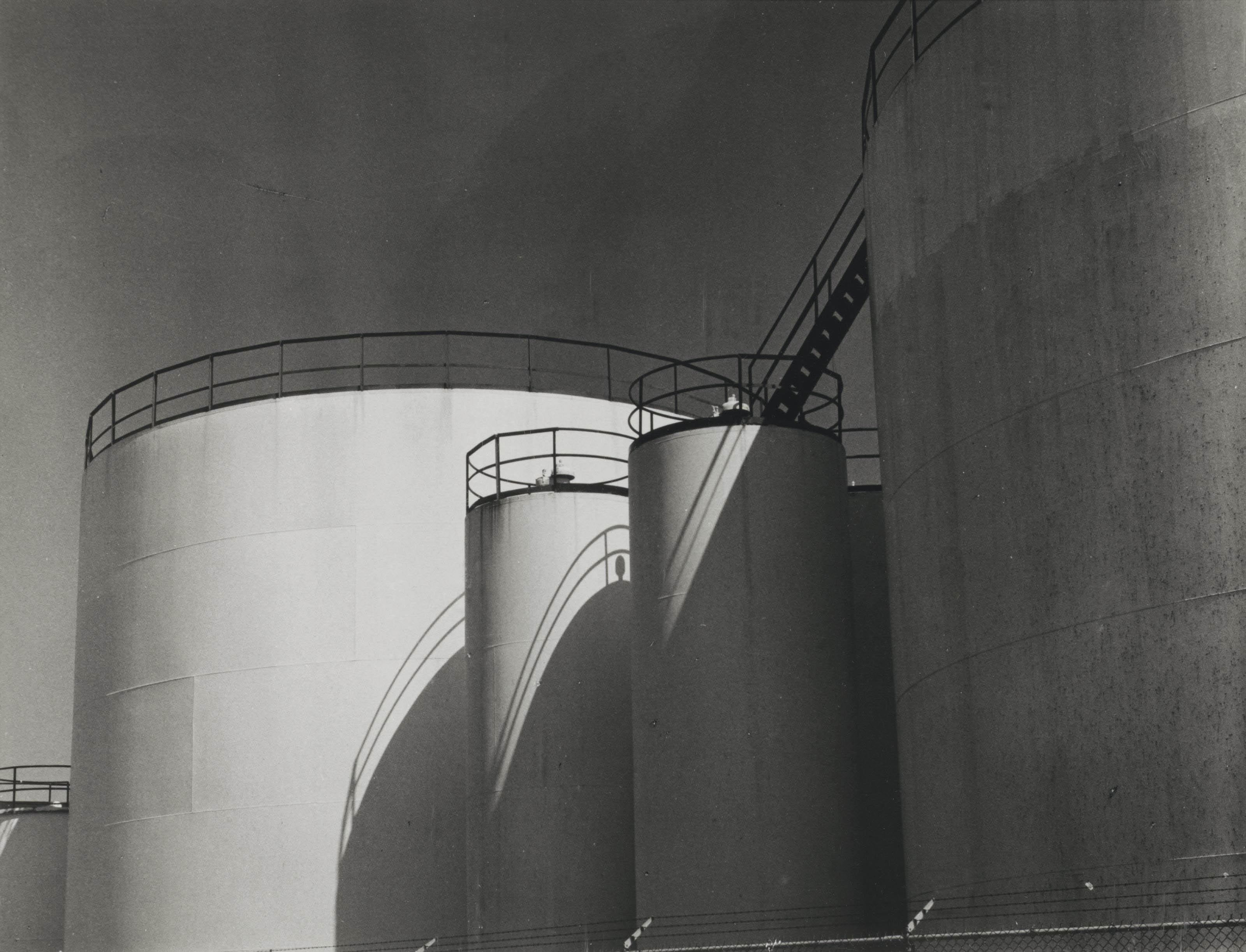 Industrial studies, 1981-1984