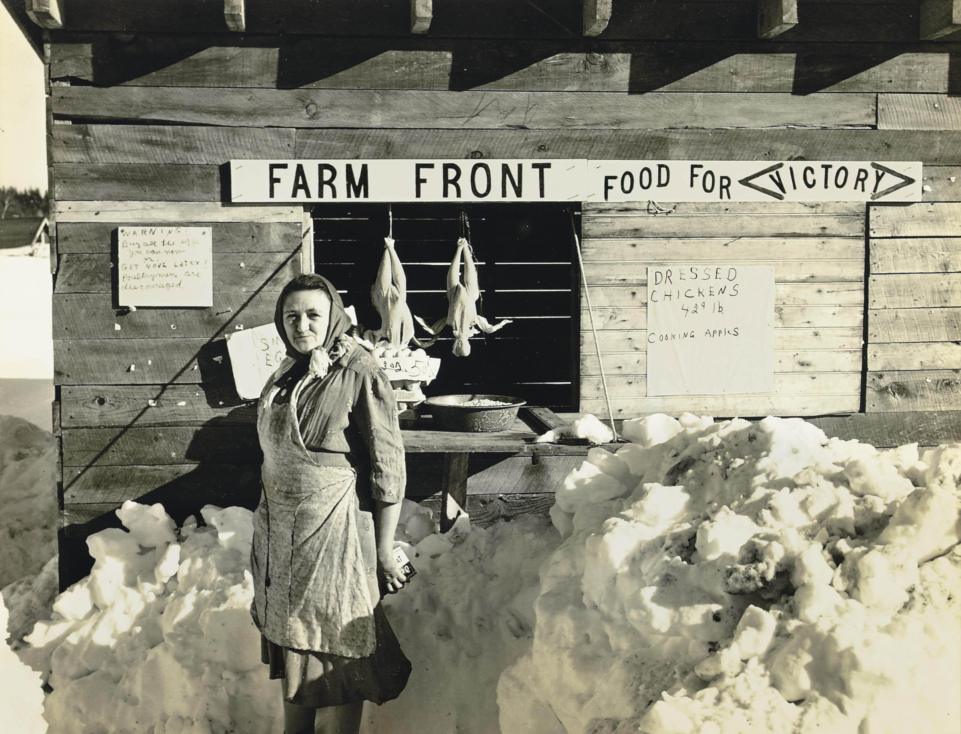 Augusta, Maine, 1944