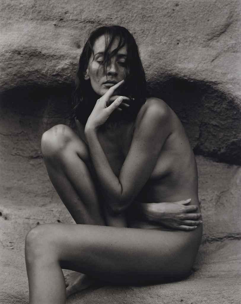 Cynthia Antonio, Santa Fe, New Mexico; and Maria, Australia, 1990