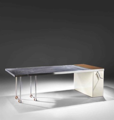 Charlotte Perriand 1903 1999 Table Extensible 39 De Luxe 39 1930 Christie 39 S