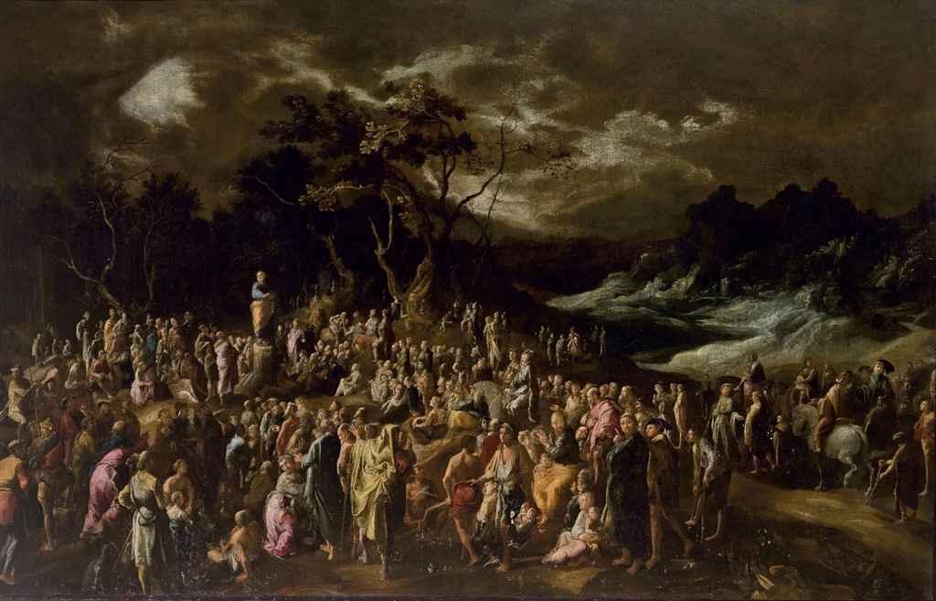 La Prédication de saint Pierre
