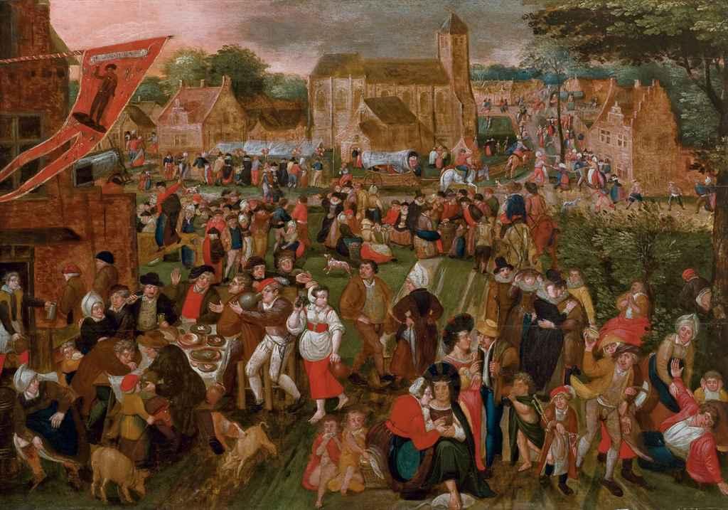 Kermesse flamande