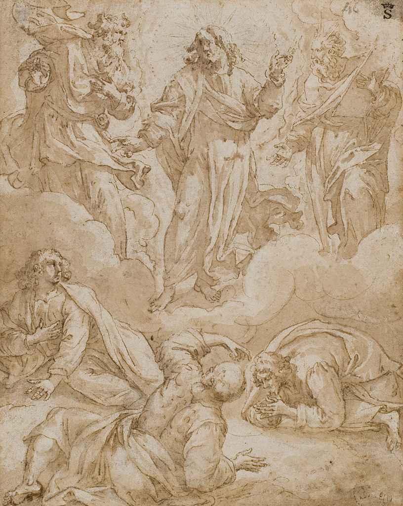 La Transfiguration du Christ