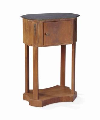 table de chevet de style empire vers 1900 christie 39 s. Black Bedroom Furniture Sets. Home Design Ideas