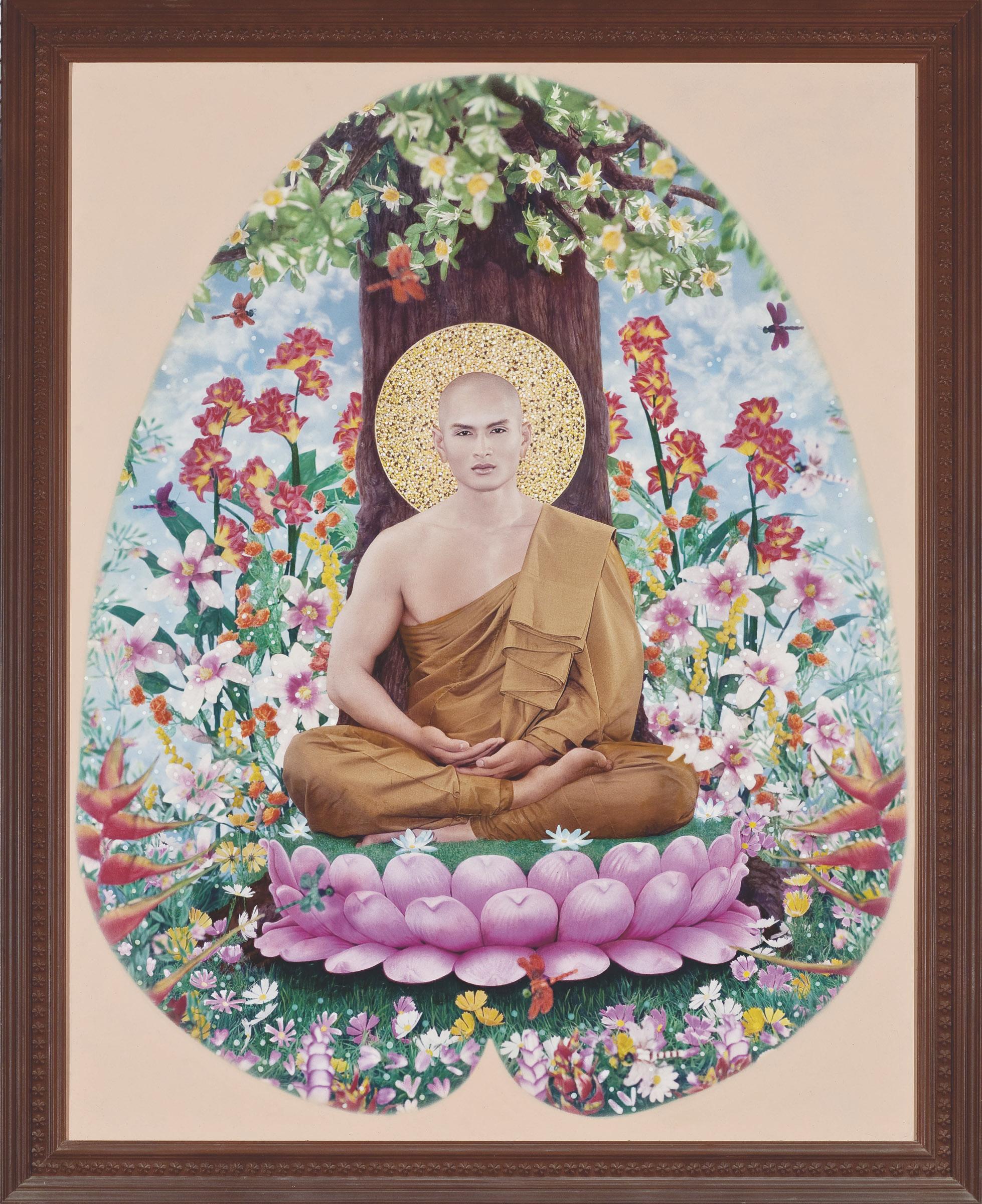 Bouddha, Santi Sudaros