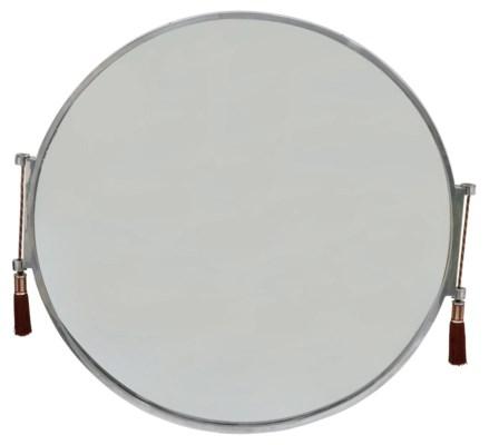 Emile jacques ruhlmann 1879 1933 miroir circulaire for Miroir circulaire