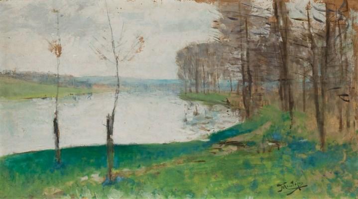 PIERRE-EUGENE MONTEZIN (1874-1