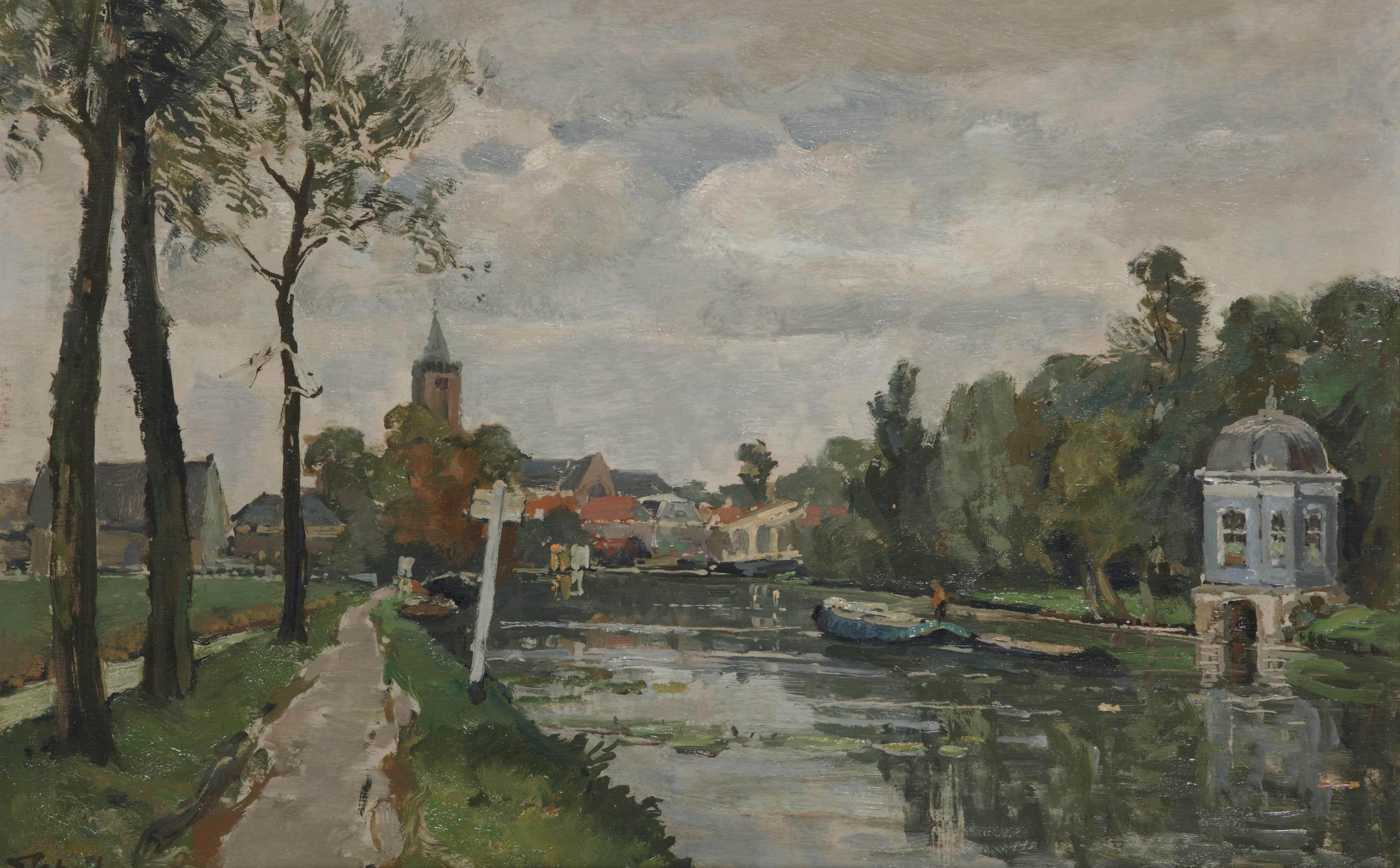 The Jaagpad, Loenen aan de Vecht