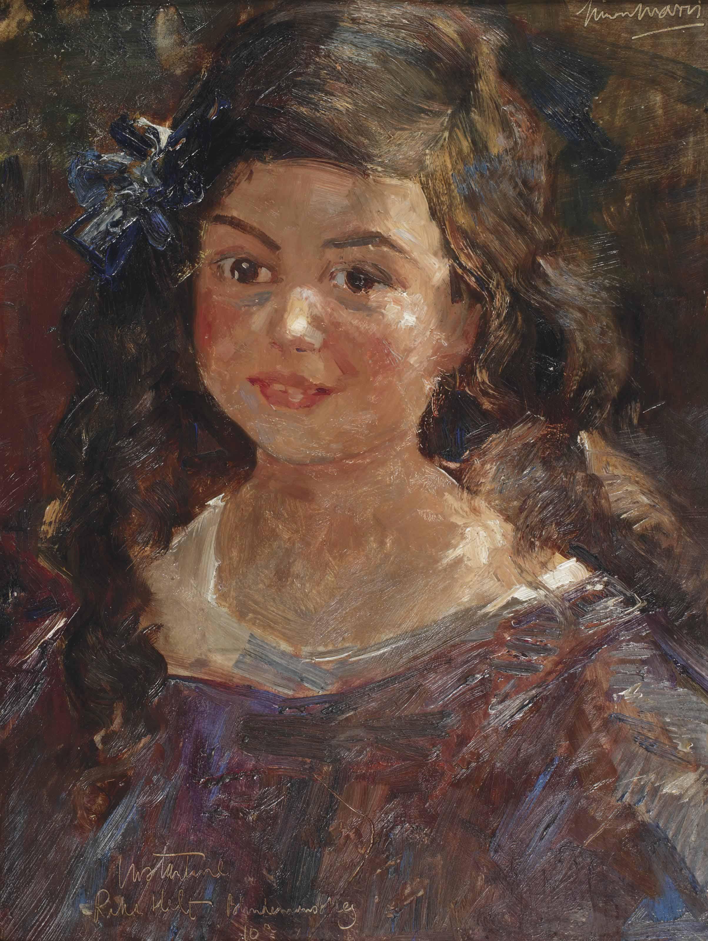 Portrait of Rika Helt