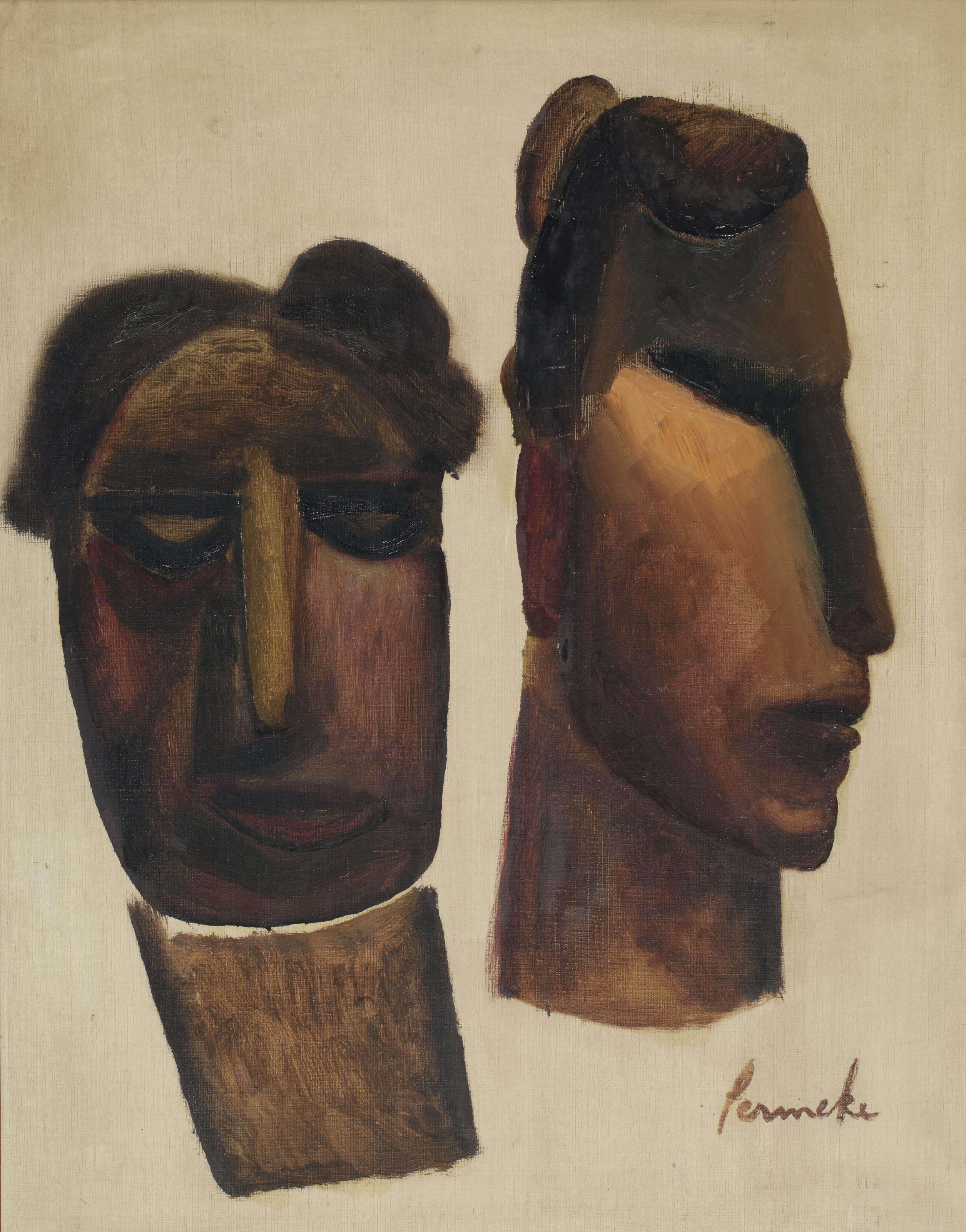 Primitive heads