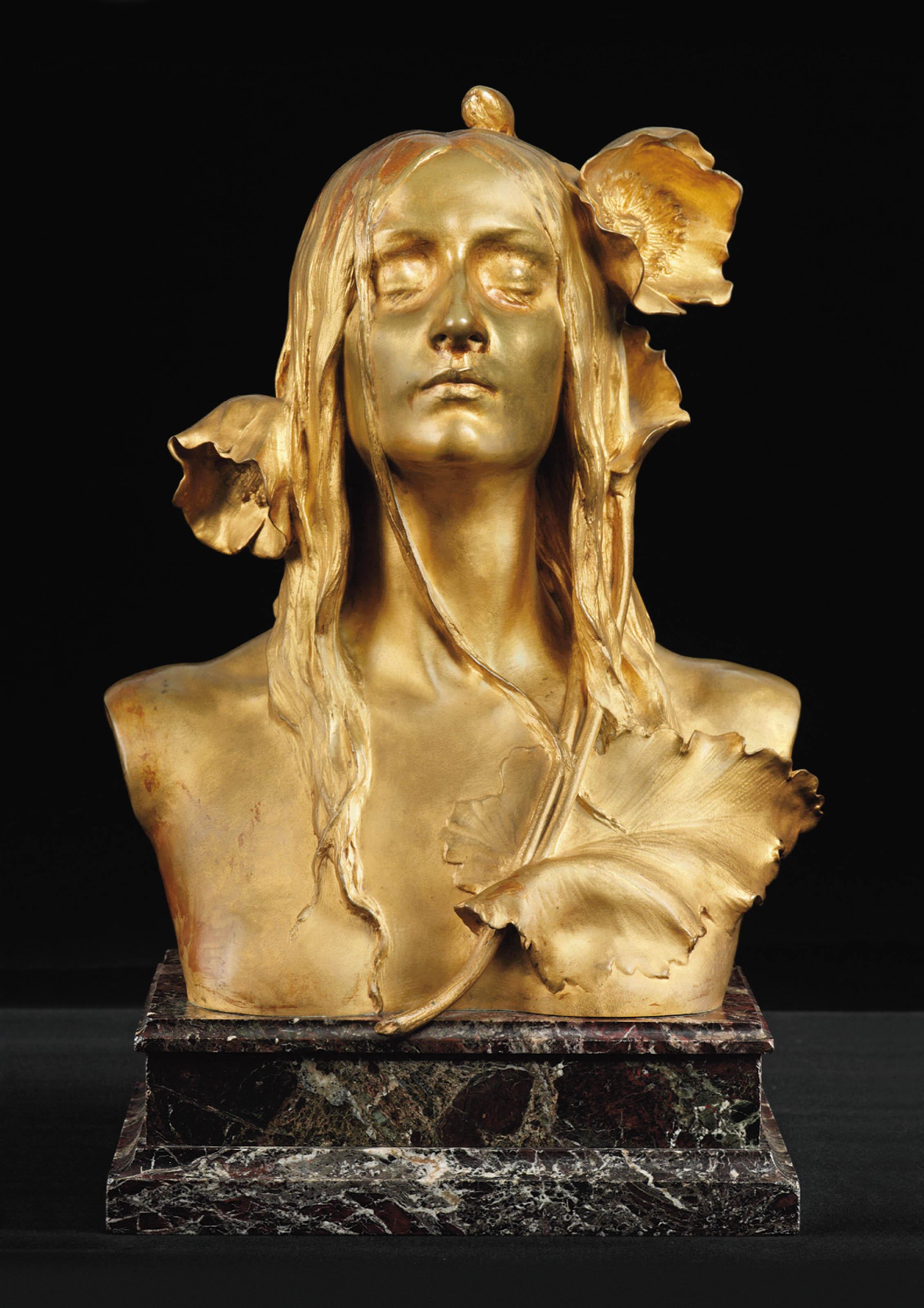 MAURICE BOUVAL (1863-1920)