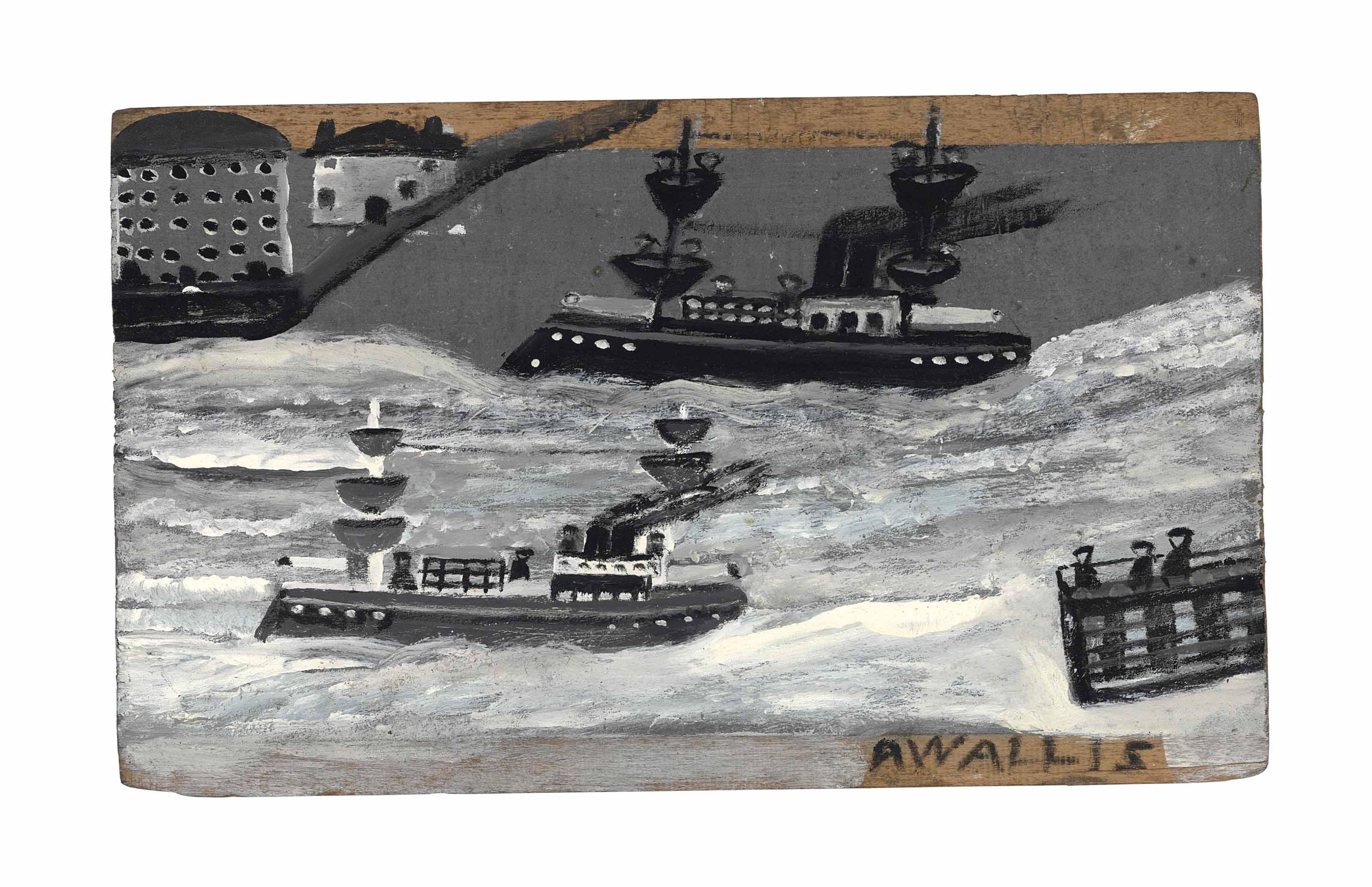 Gunboats in Wartime