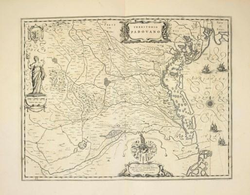 BLAEU, Johannes (1596-1673). P