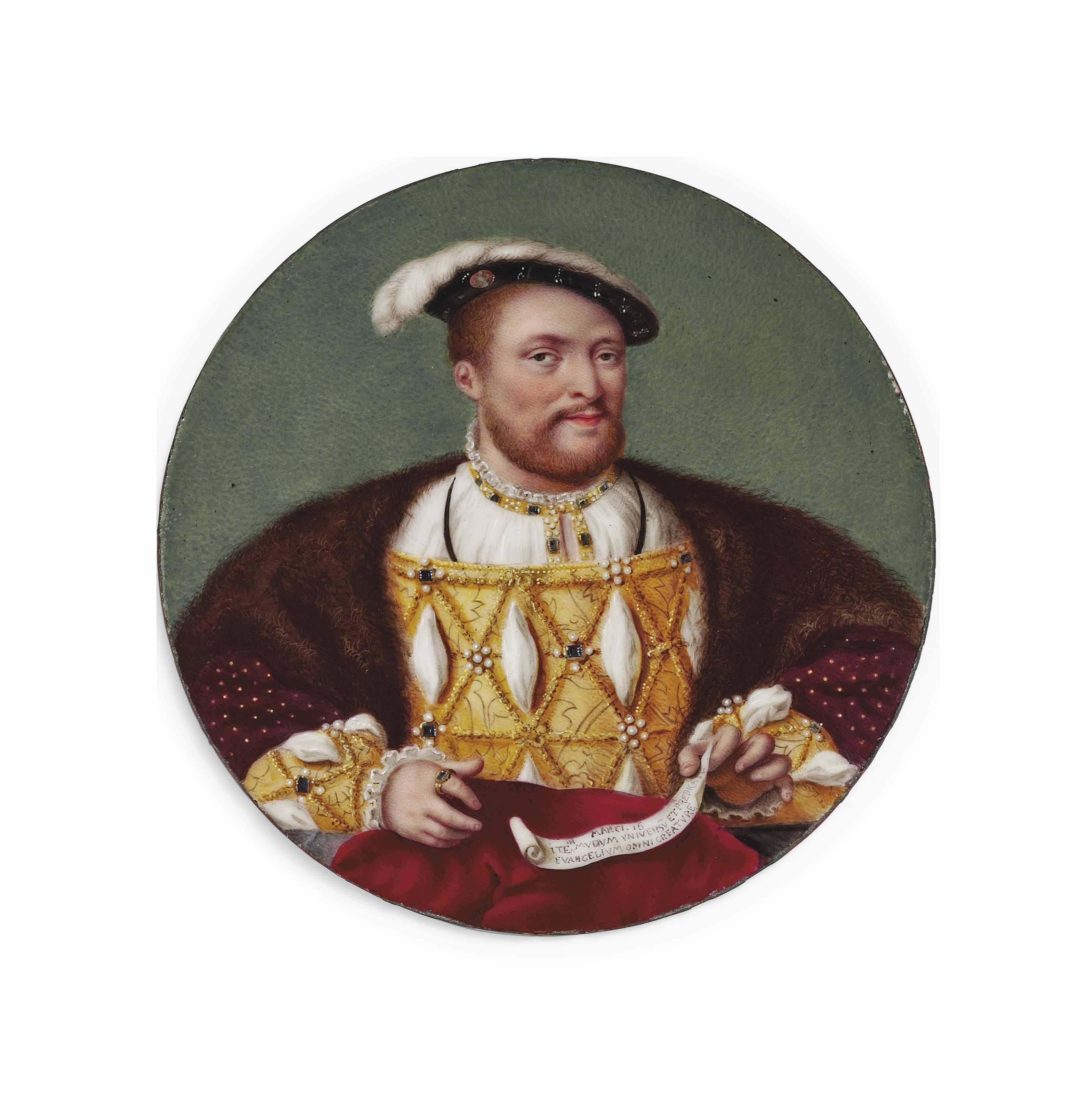 JOHANN HEINRICH HURTER (SWISS, 1734-1799) AFTER JOOS VAN CLEVE (FLEMISH, 1485/90 - 1540/41)