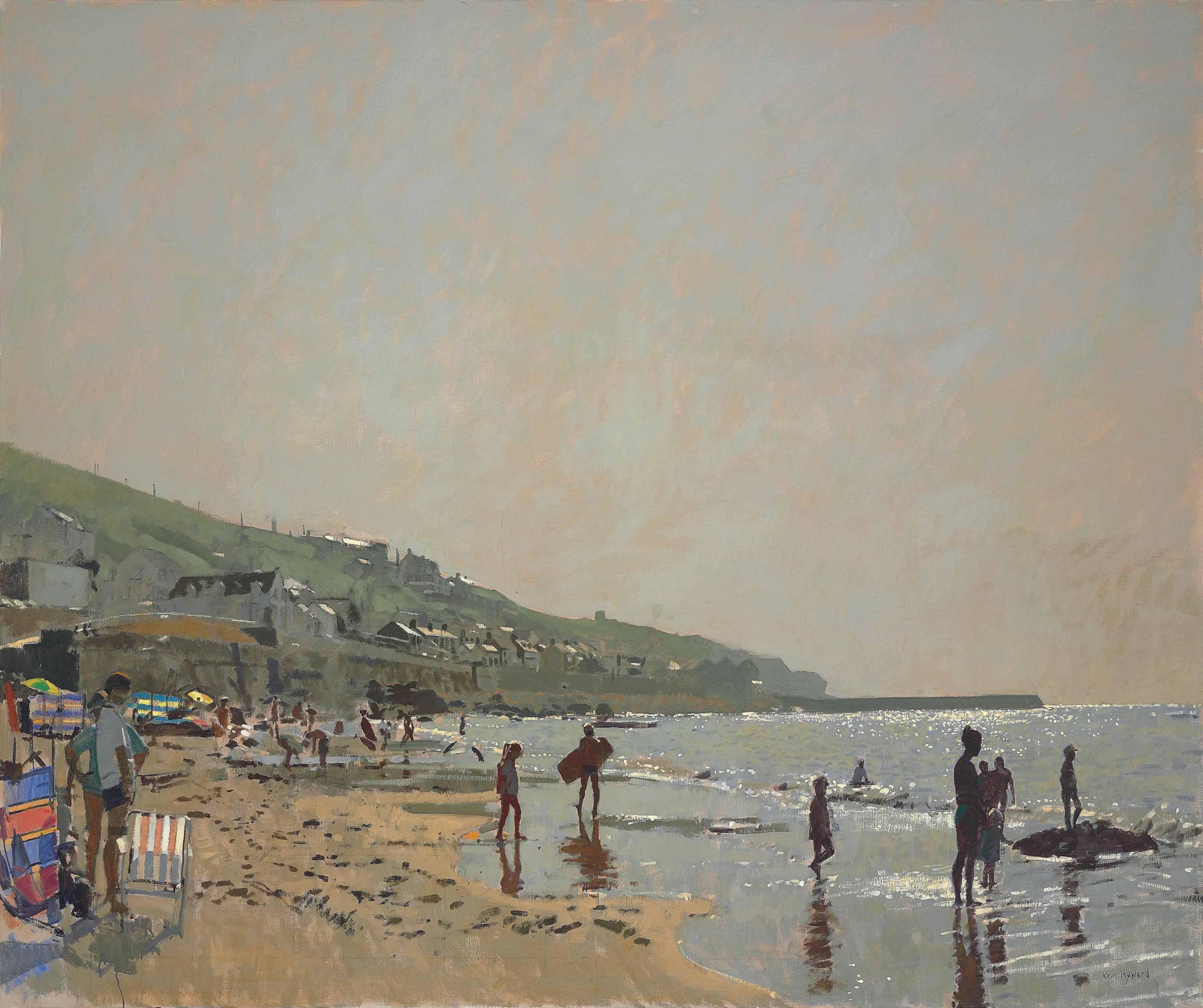 The Summer of 95, Sennen Beach