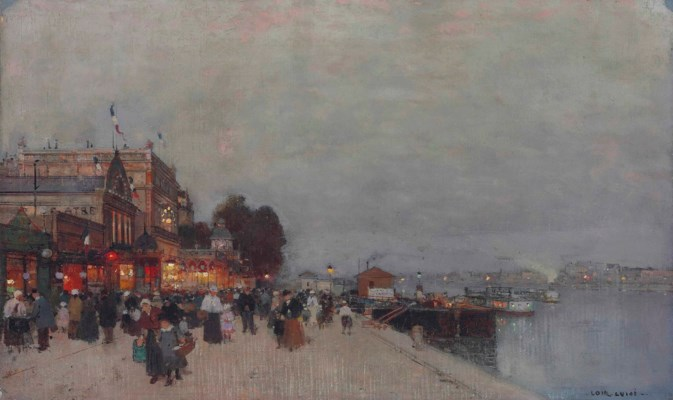 Luigi Loir (French, 1845-1916)
