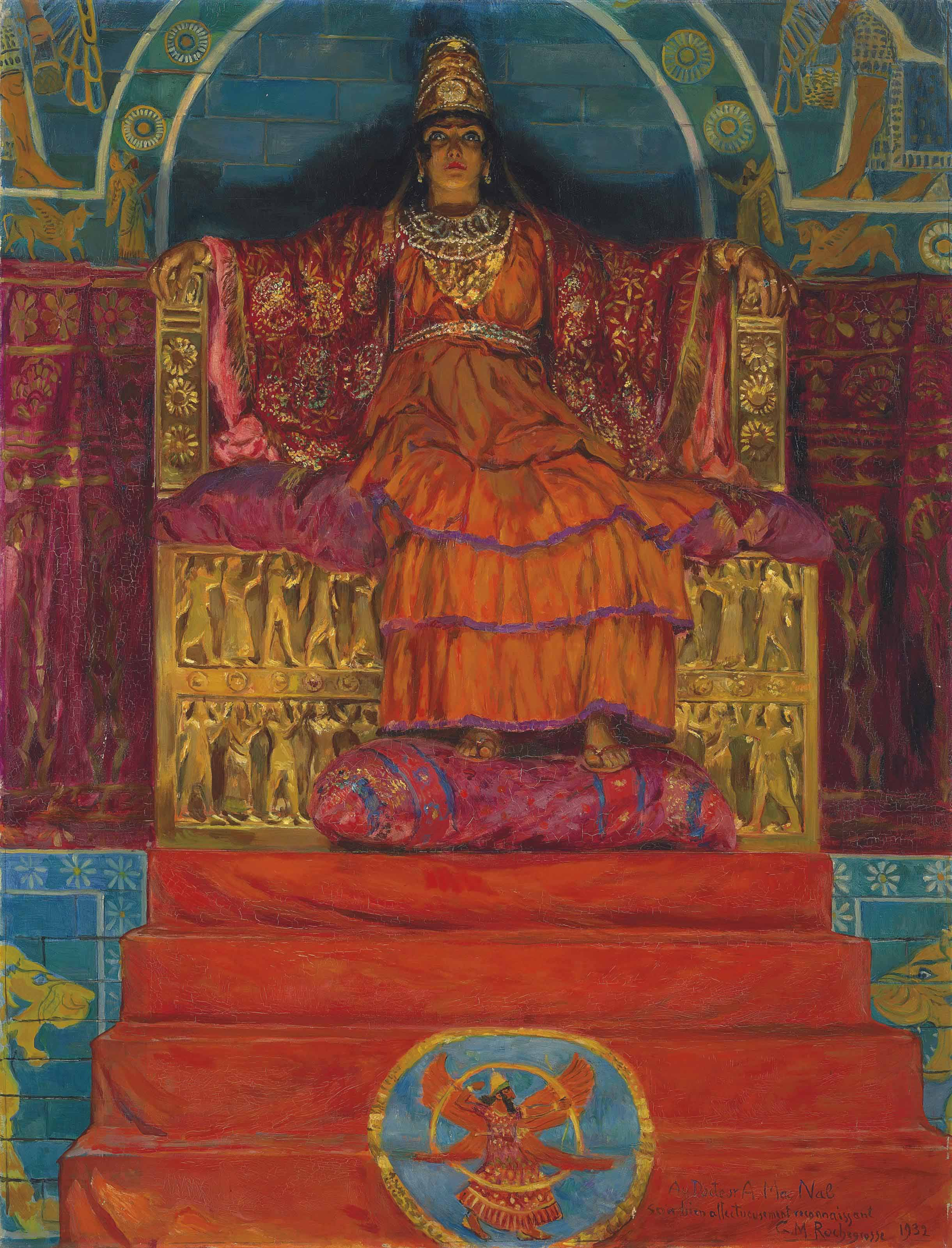 The Queen of Assyria