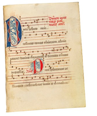 PROCESSIONAL, for the use of D