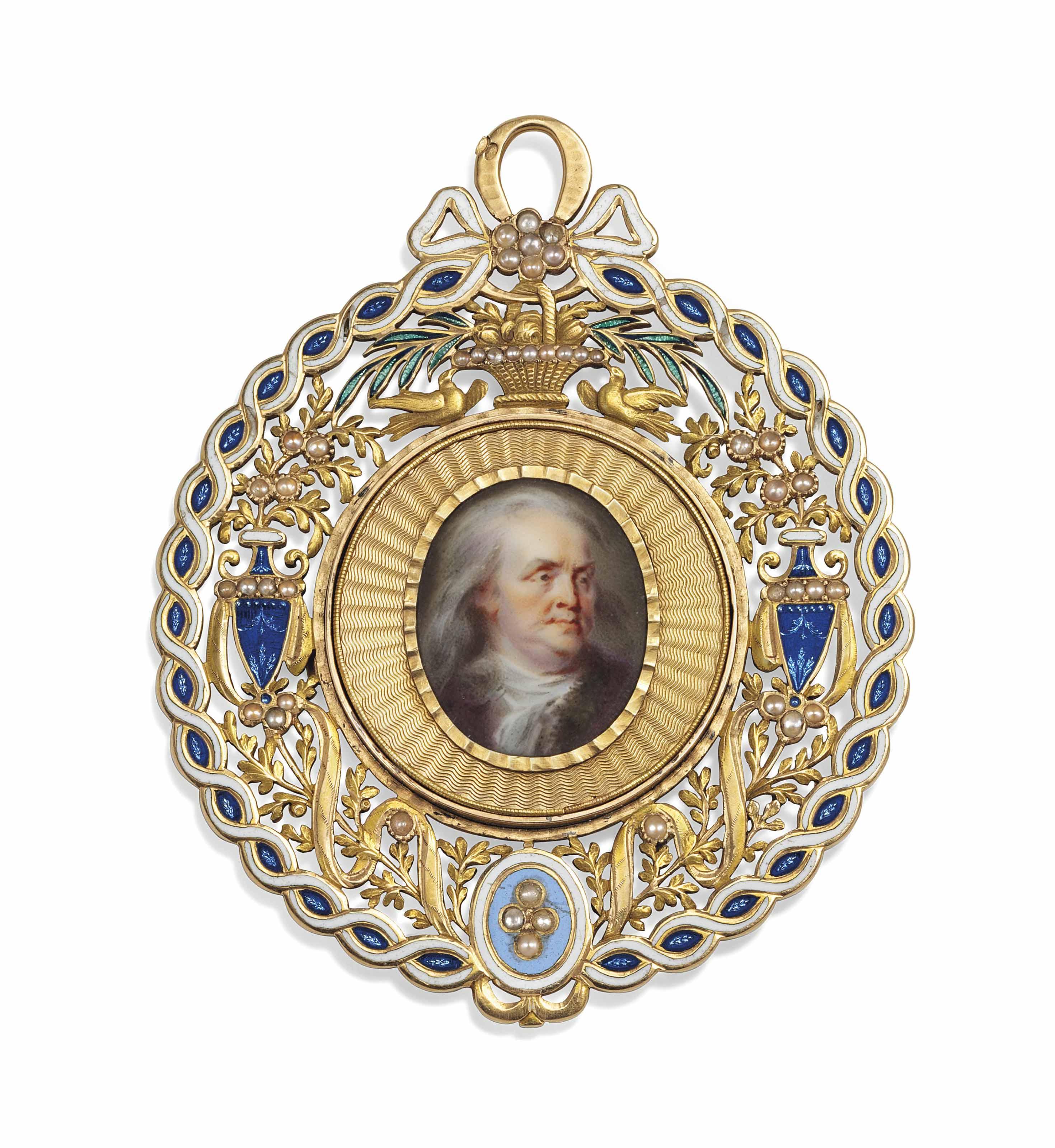JEAN-BAPTISTE WEYLER (FRENCH, 1747-1791)