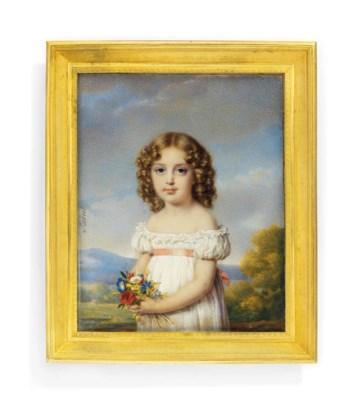 DANIEL SAINT (FRENCH, 1778-184