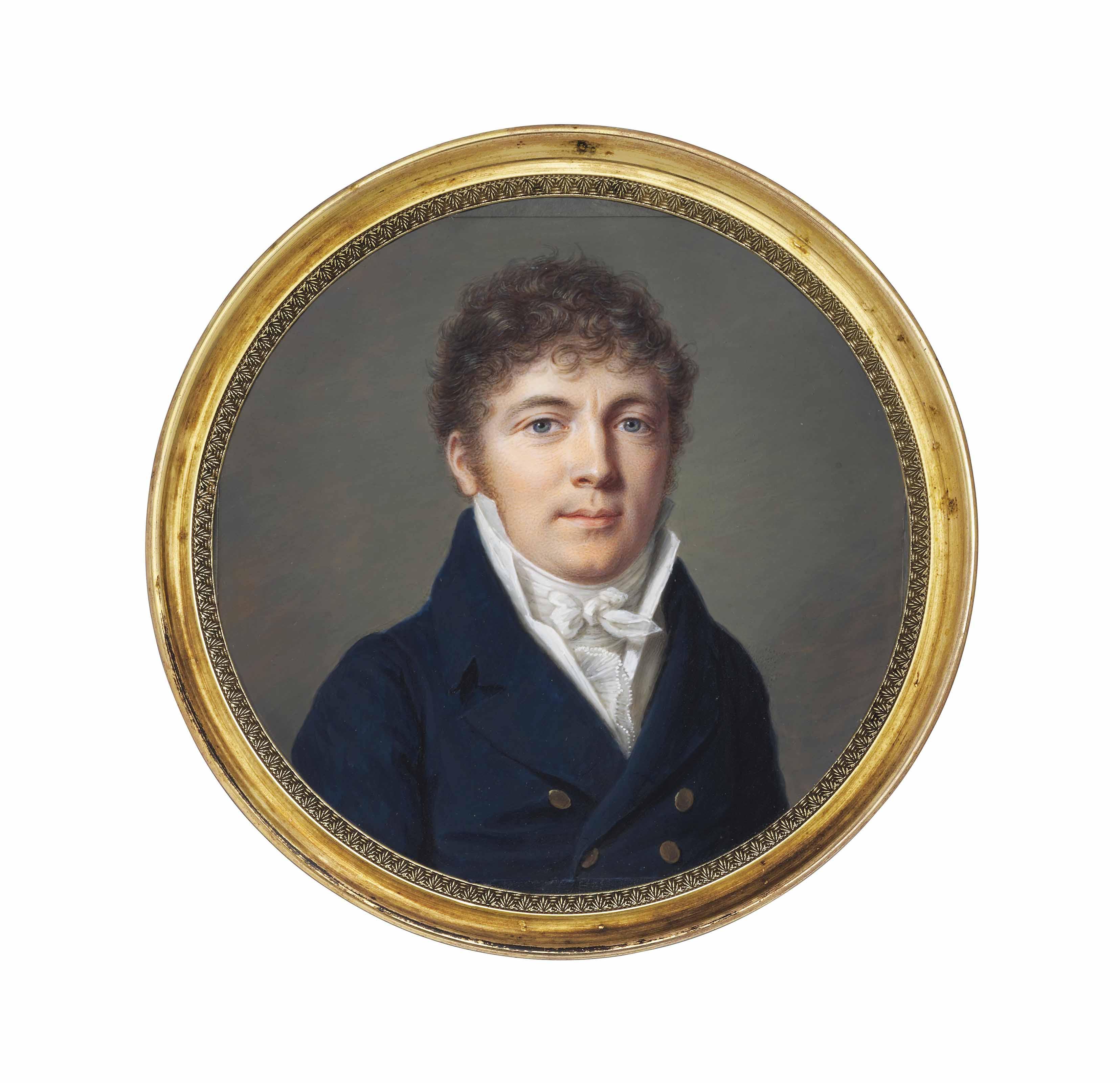 PIERRE-LOUIS BOUVIER (SWISS, 1765-1836)