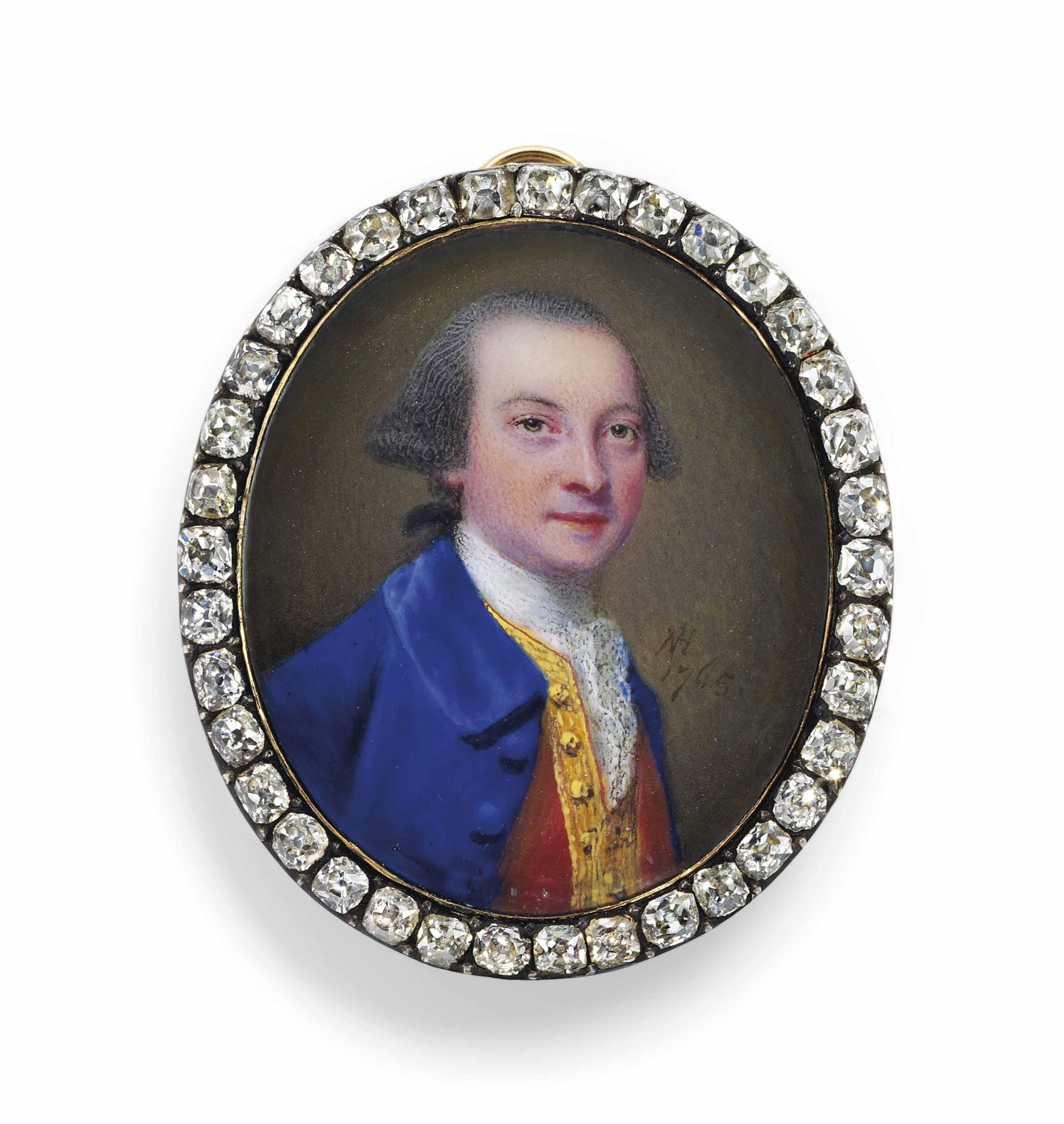 NATHANIEL HONE (ANGLO-IRISH, 1718-1784)