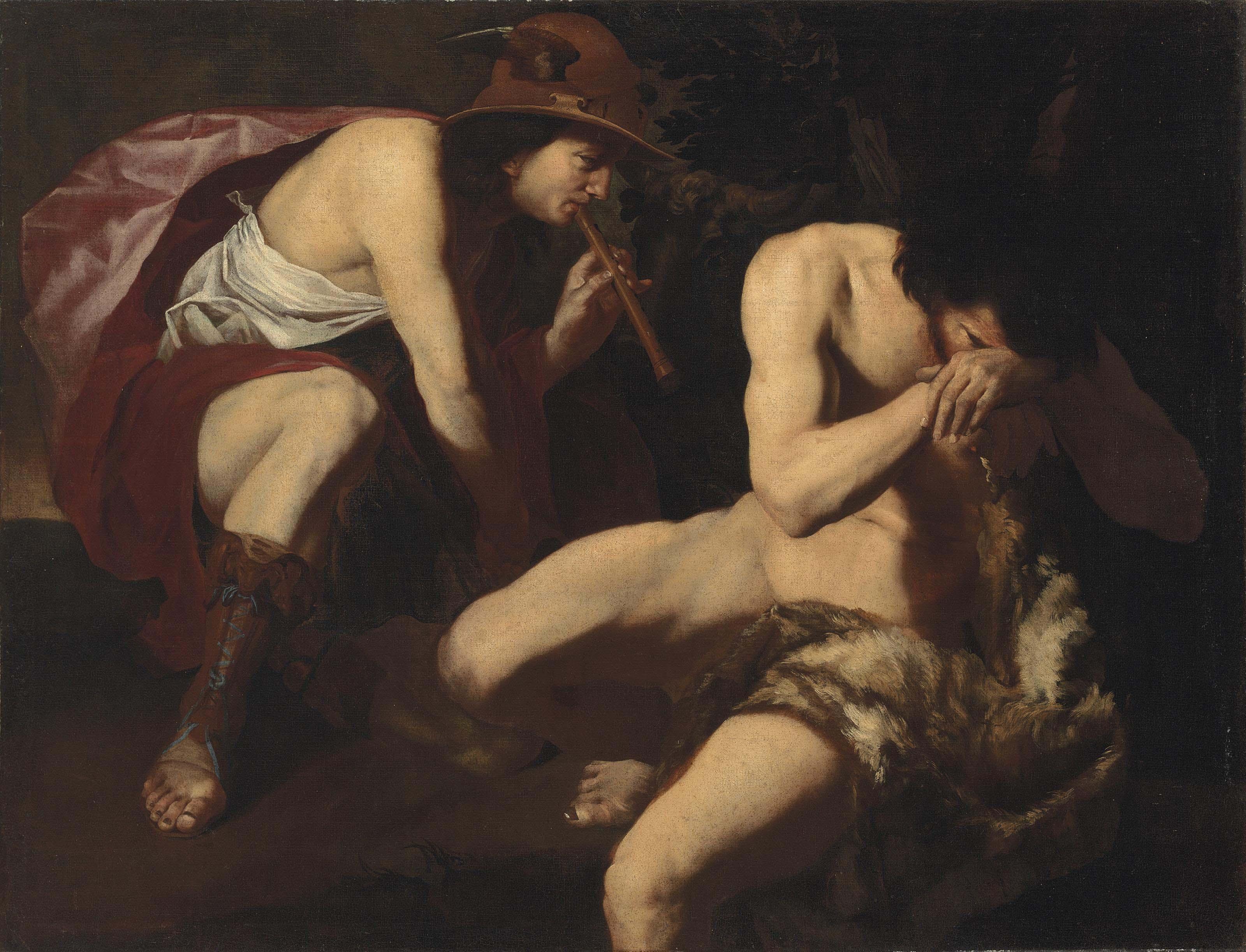 Mercury and Argos