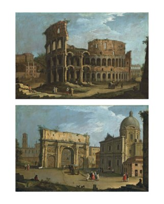 Bernardo Canal (Venice 1674-17