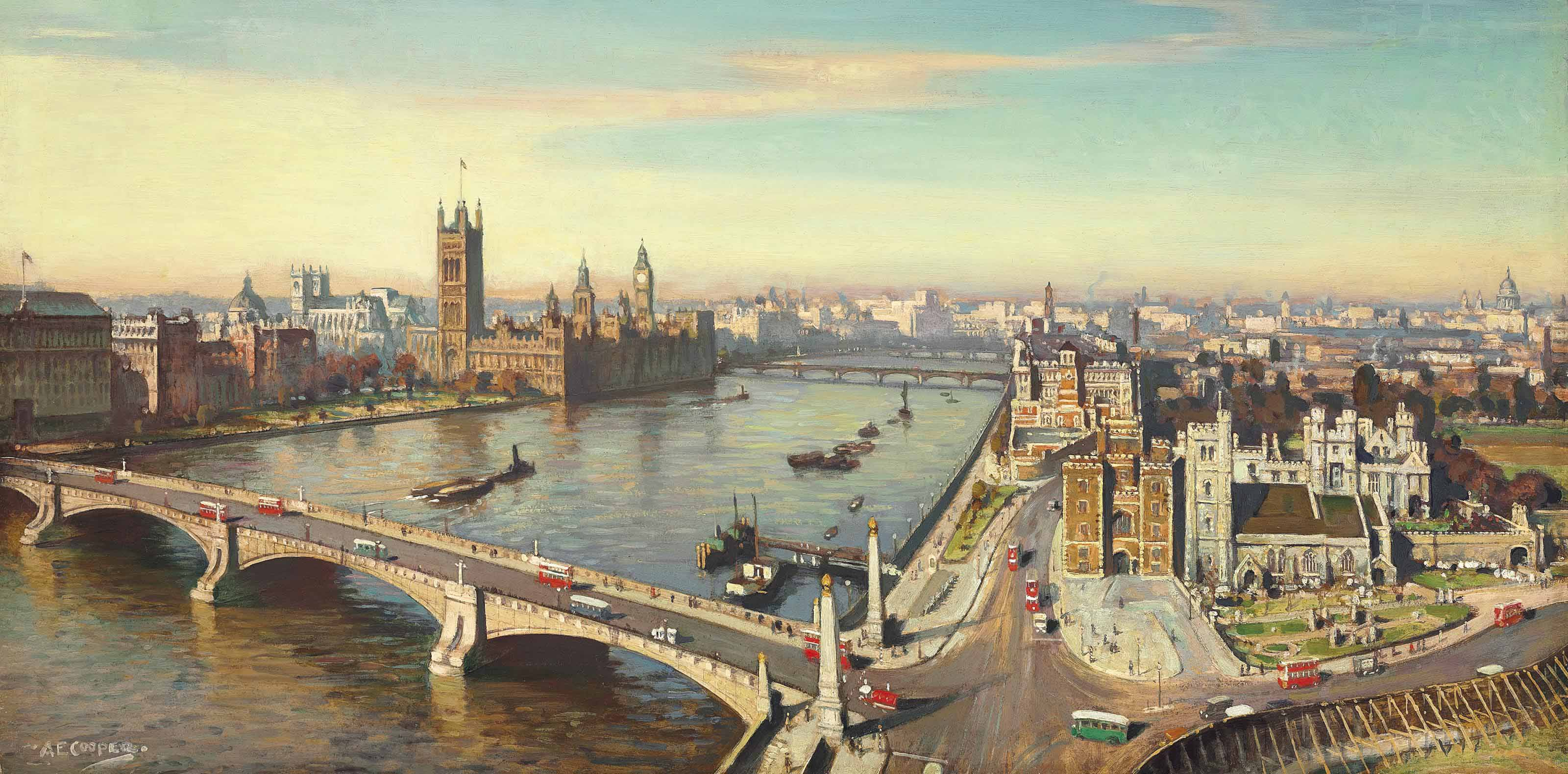 The King's Capital: From Westminster to St Paul's Cathedral, London