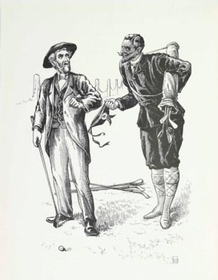 THOMPSON, J.E. ('VIOLET FLINT'