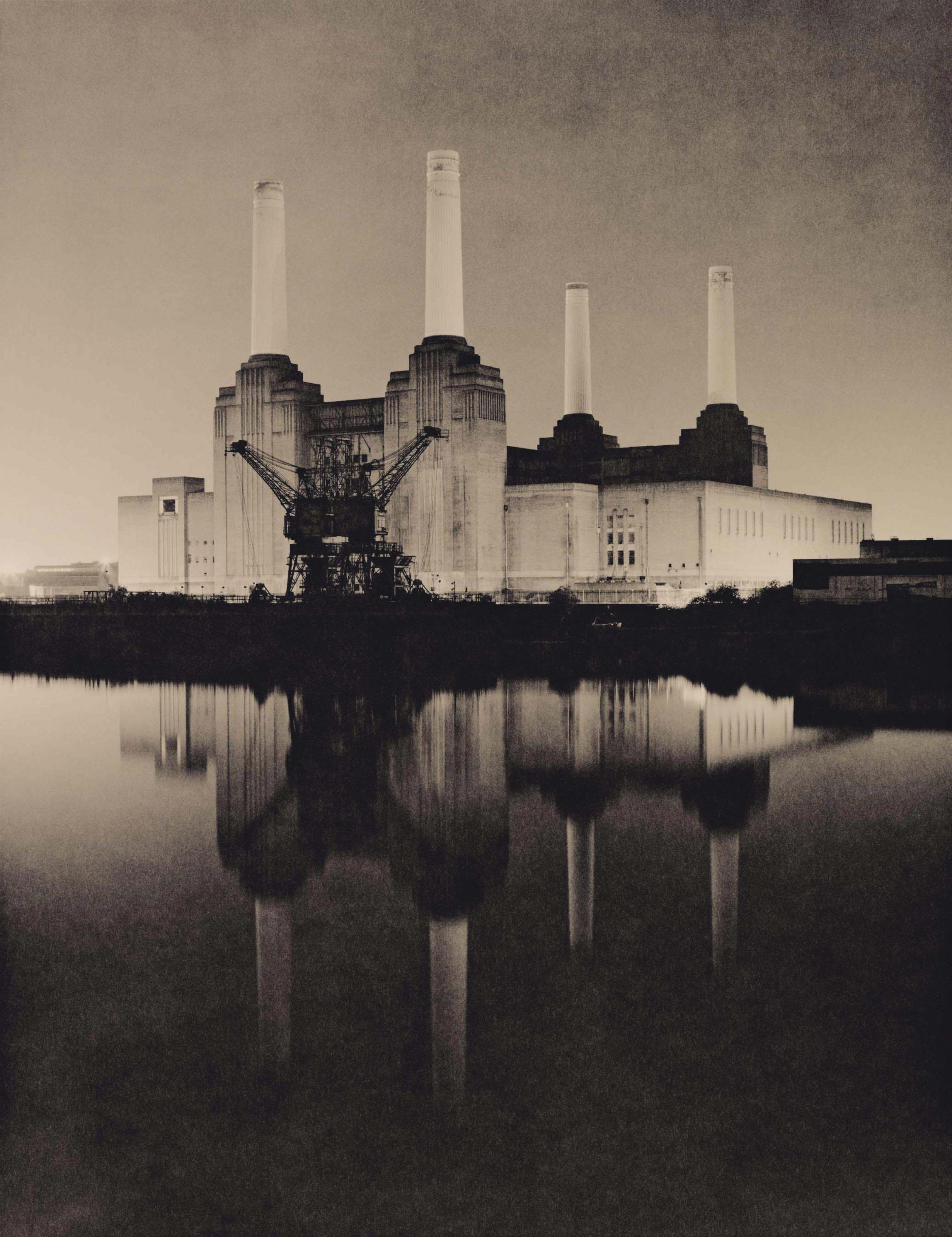 Battersea Power Station, 1997