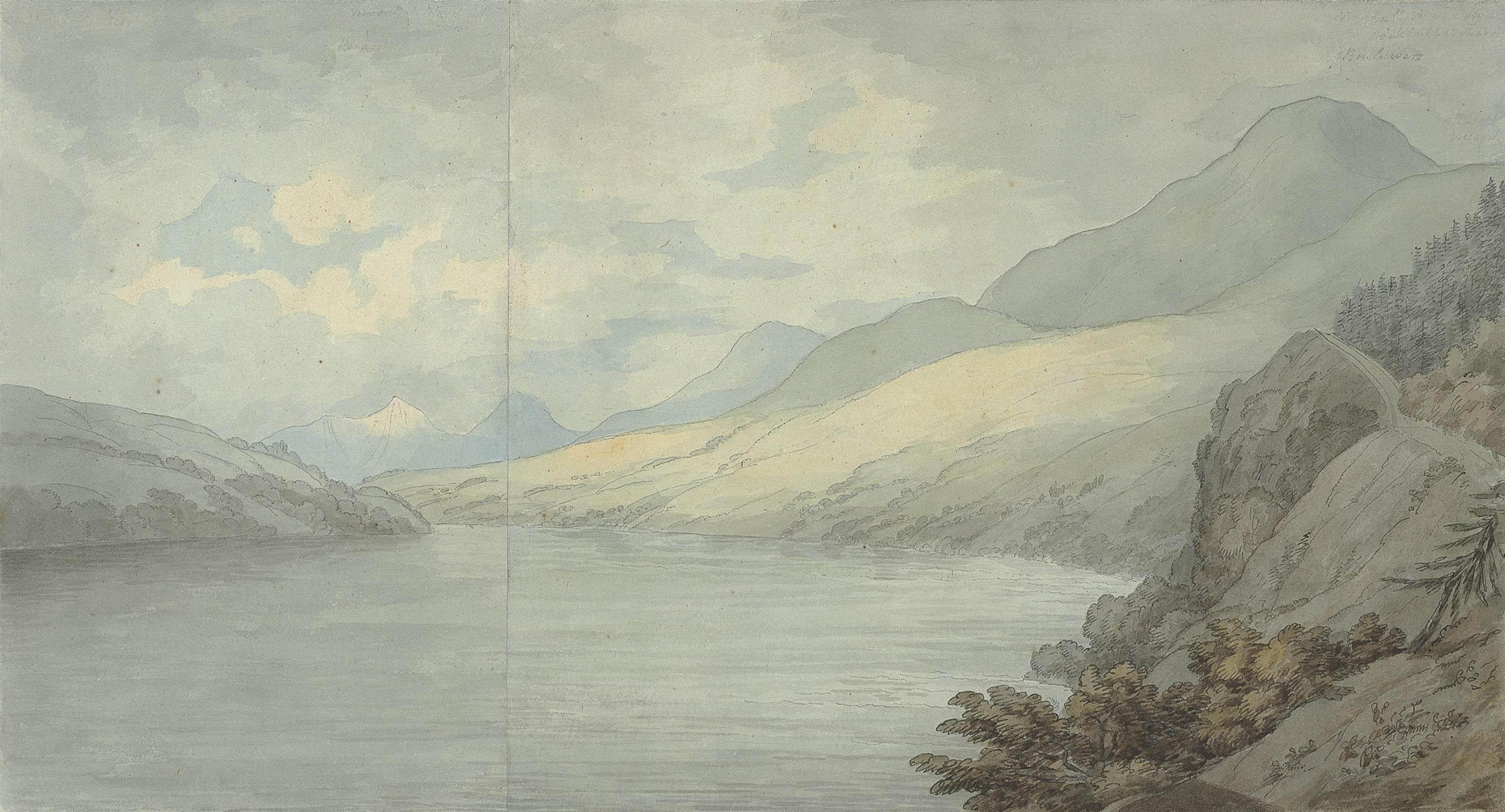 Loch Tay, near Kenmore