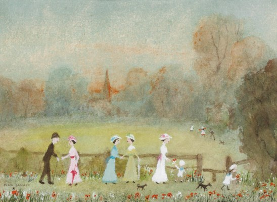 Helen Layfield Bradley (1900-1
