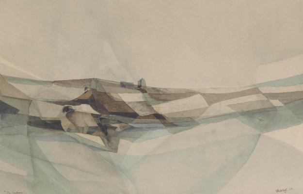 Alan Reynolds (b. 1926)