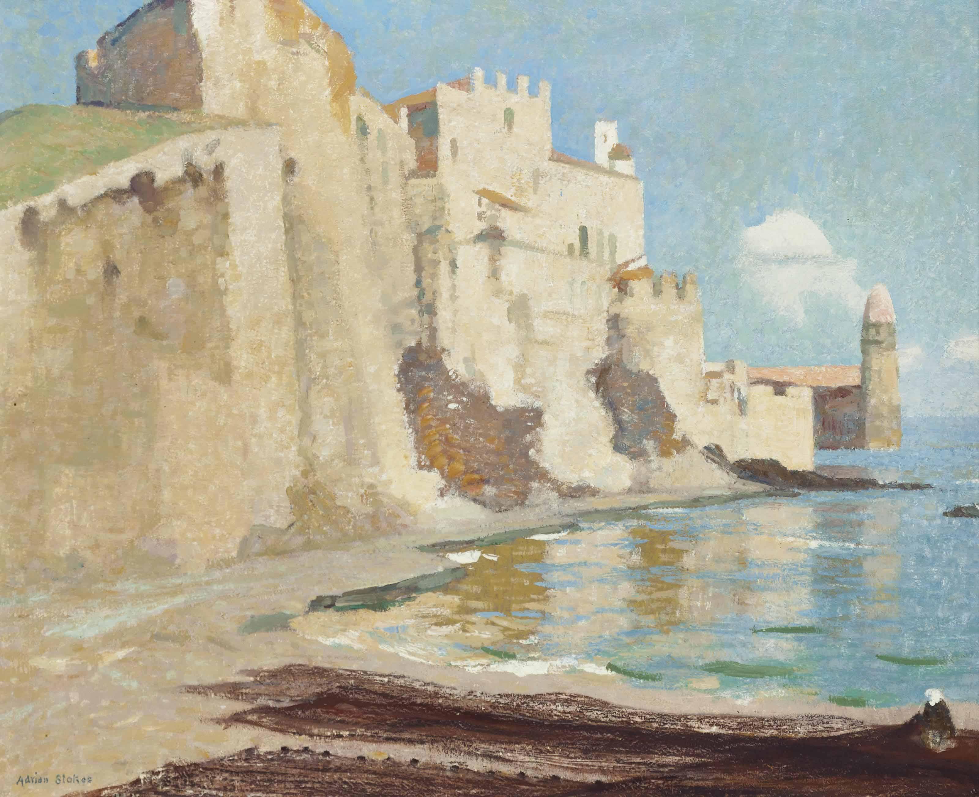 Collioure, the Net-mender