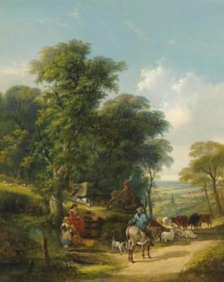Henry Shayer (1825-1894) & Cha