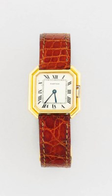 A 'Cienture' model wristwatch