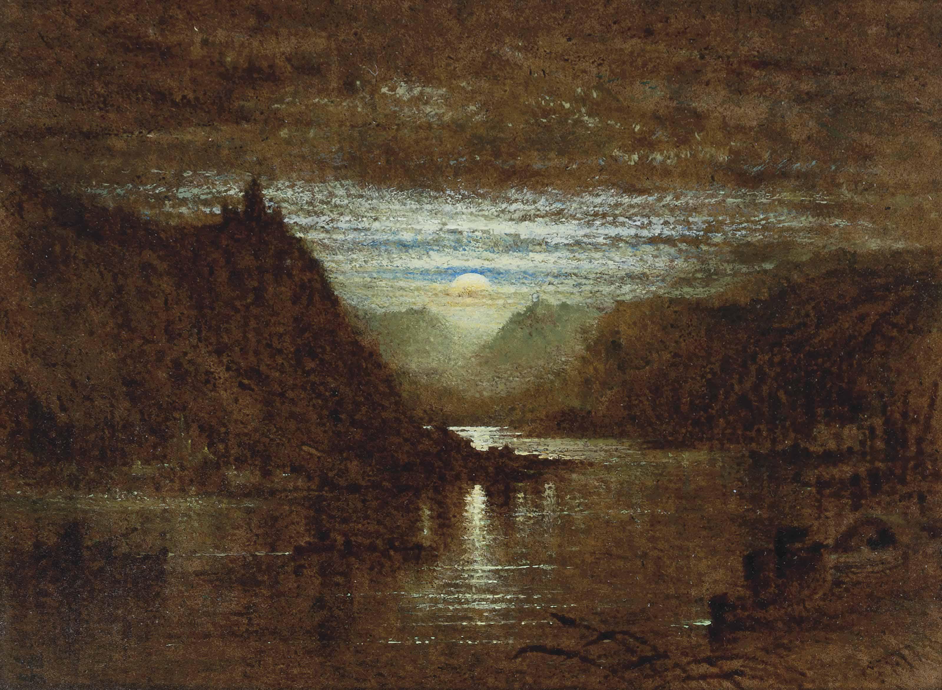 Lahneck; on the Rhine