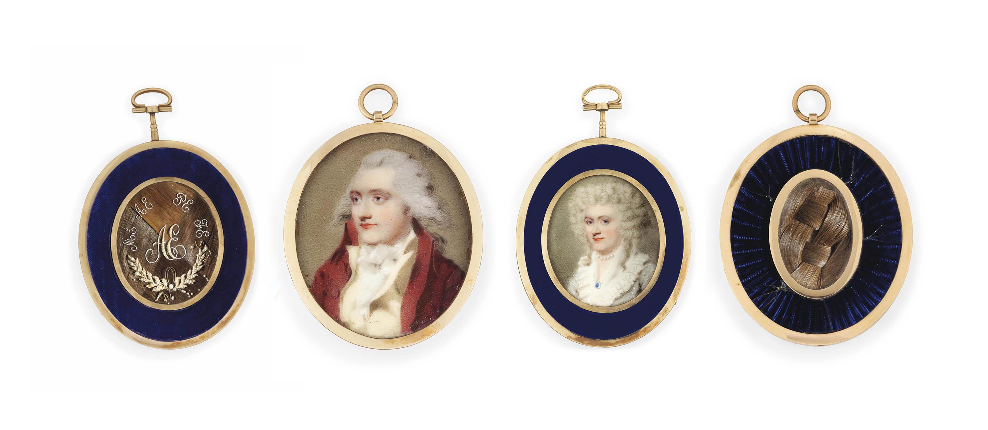 JOHANN HEINRICH HURTER (SWISS, 1734-1799)