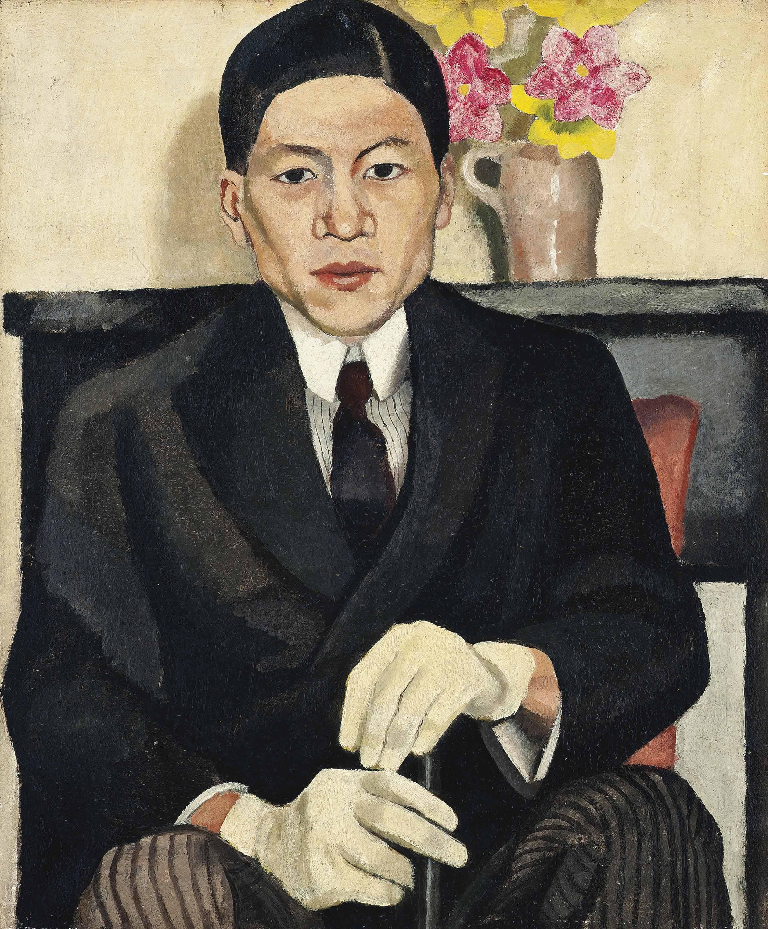 Portrait of Torahiko Khori
