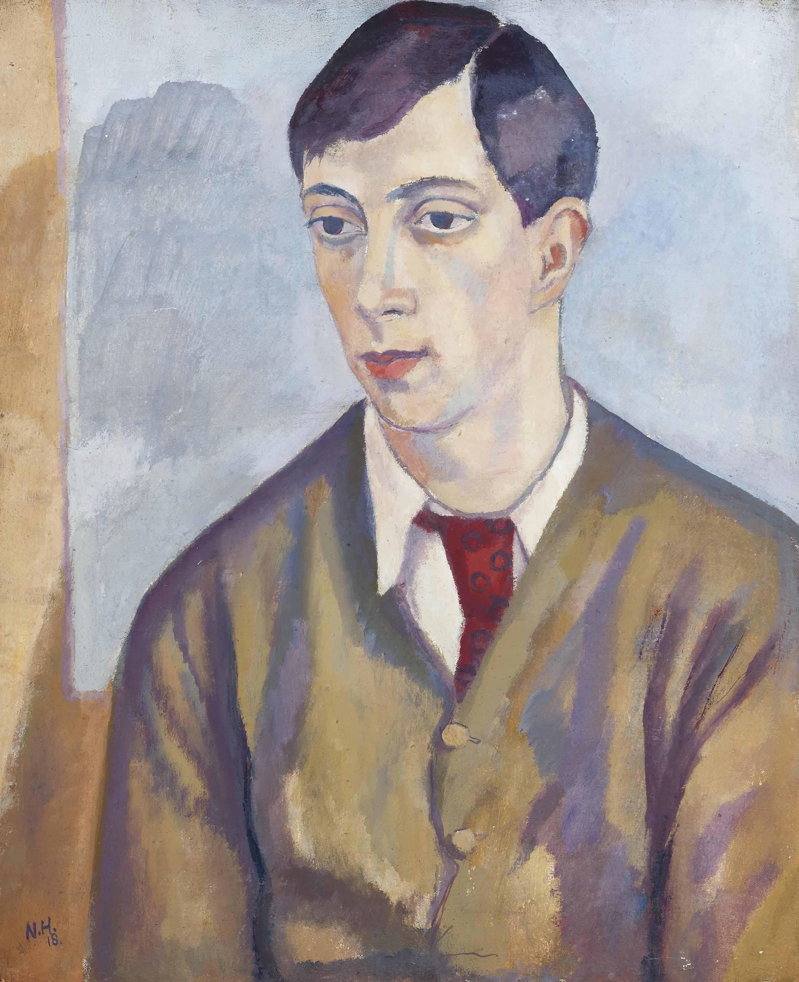 Portrait of Edward Wolfe